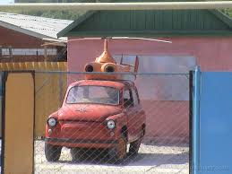 helicopter car