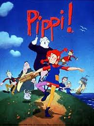 pippi longstocking animated