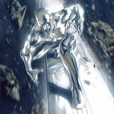 fantastic 4 the silver surfer