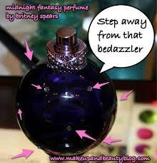 britney spears perfume midnight
