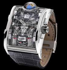 complicated watch