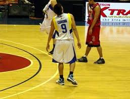 pba basketball uniform