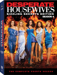 desperate housewives season 4 dvd