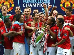 manchester united champions 2009