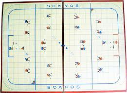 ice hockey boards
