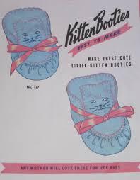 baby bootie patterns