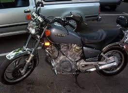1982 yamaha virago 750cc