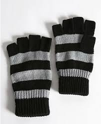 fingerless winter gloves