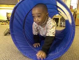 children tunnel