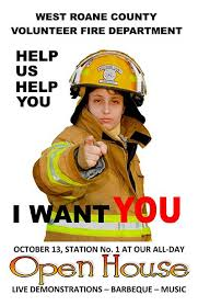 fire department posters