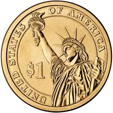 one dollar us coins