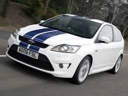 ford focus st new