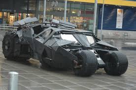 batmobile begins