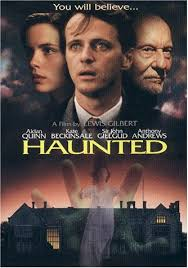 haunted dvd