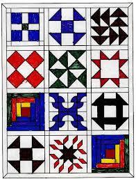 african quilt pattern