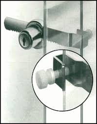 show case locks