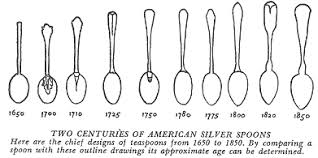 antiques silver spoons