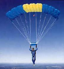 parachuting photos