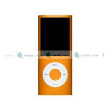 orange mp4 player