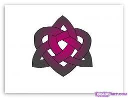 celtic heart knot tattoo