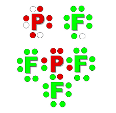 lewis structure of pf3