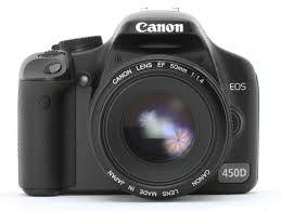 canon 450 lens