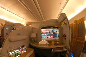 first class airlines