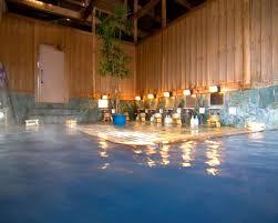 hot springs japan
