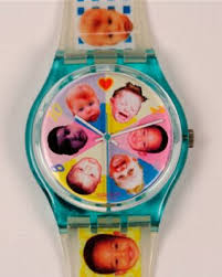 swatch vintage