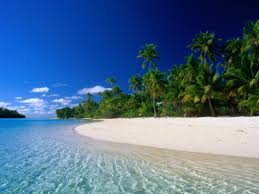 cook island beaches