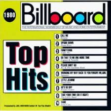 billboard hits 1980