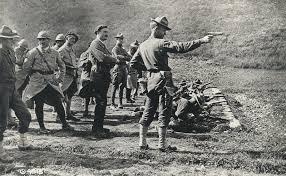 history world war 1