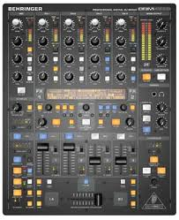 digital dj mixers