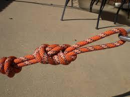 climbers knots
