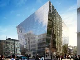 contemporary buildings