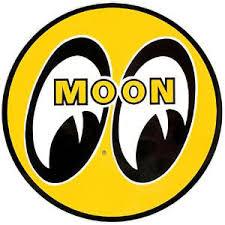 mooneyes sticker