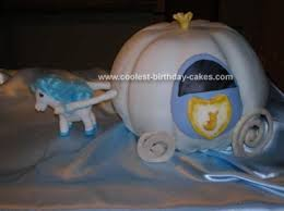 carriage cakes