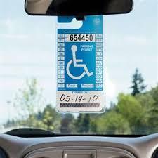 handicap permits