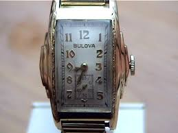 old bulova watches