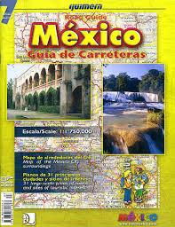 road atlas of mexico