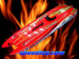 rc powerboats