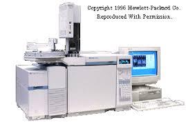 gas chromatography instrument