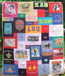 t shirt quilts instructions