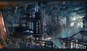 dark city pictures