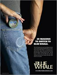 blue whale tobacco