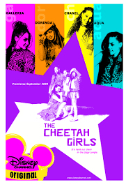 the cheetah girls books