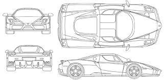 blueprints for 3d