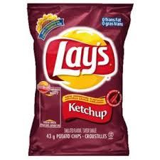 lays ketchup
