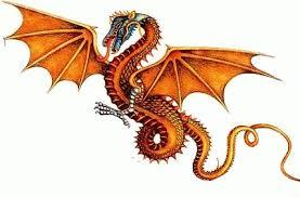 dragon clipart free