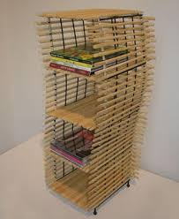 cd rack design